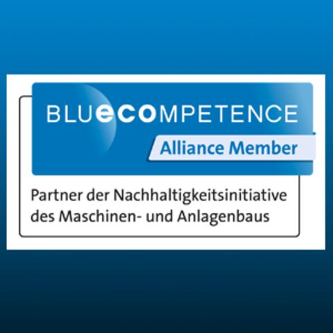 Siegel BLUE COMPETENCE