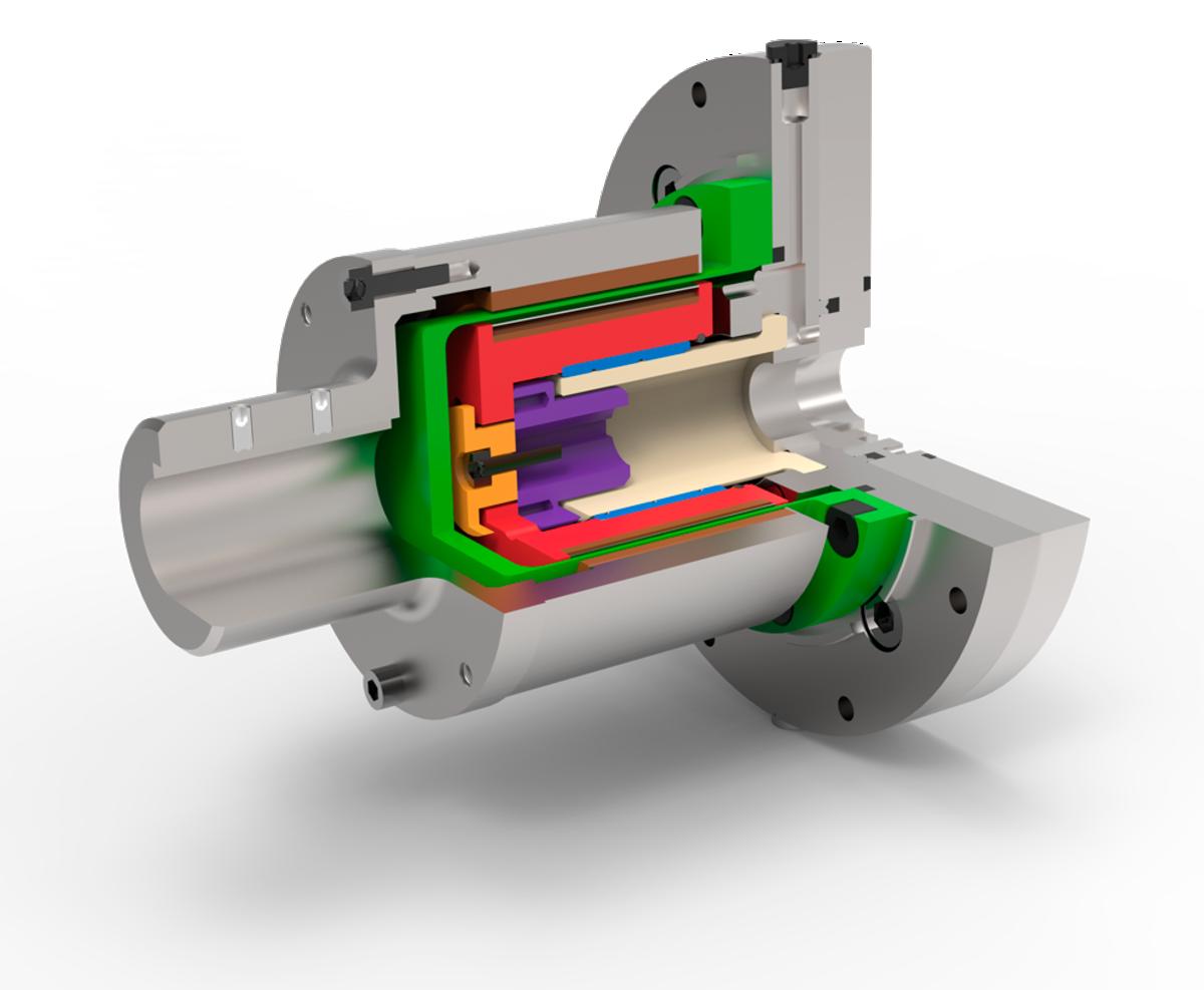 Magnetkupplung für Zahnradpumpe von WITTE
