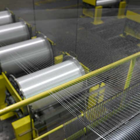 Maschinelle Faserherstellung