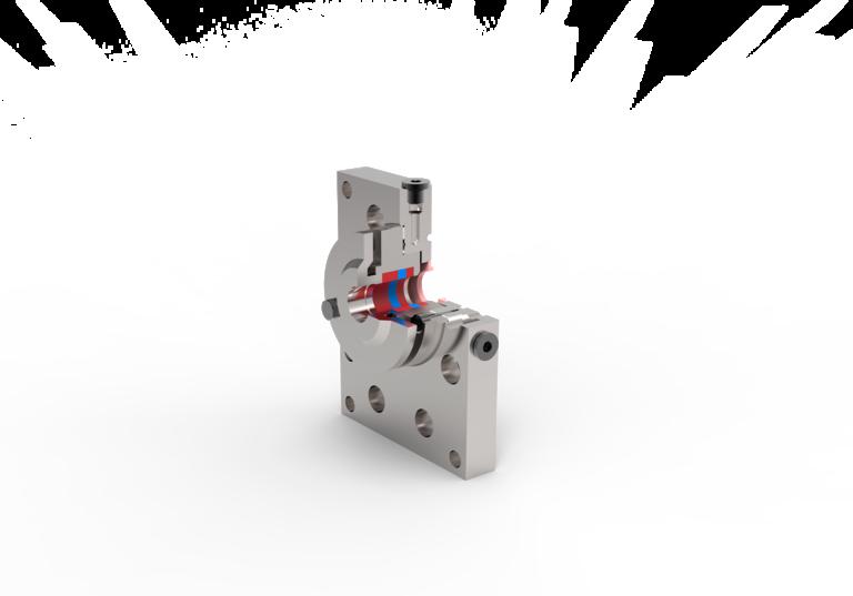 Stopfbuchse für Mini-Dosierpumpen CHEM Mini