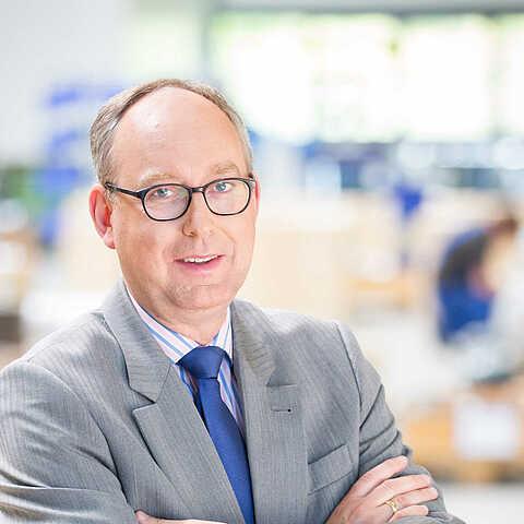 Geschäftsführer Dr. Sven Wieczorek